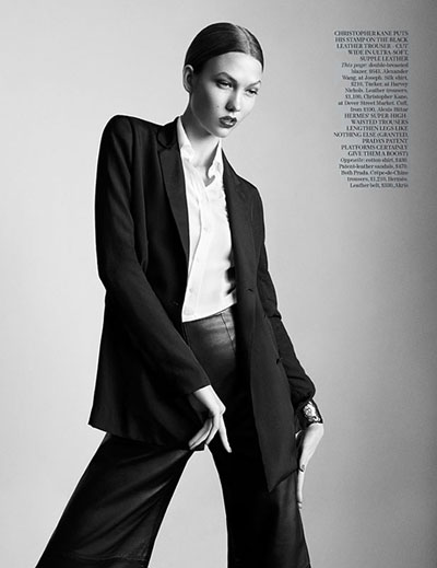 Karlie Kloss by Paul Wetherell