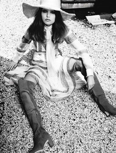 Katie Fogarty by Paola Kudacki