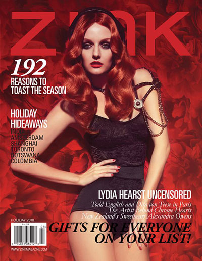 Lydia Hearst Covers Zink