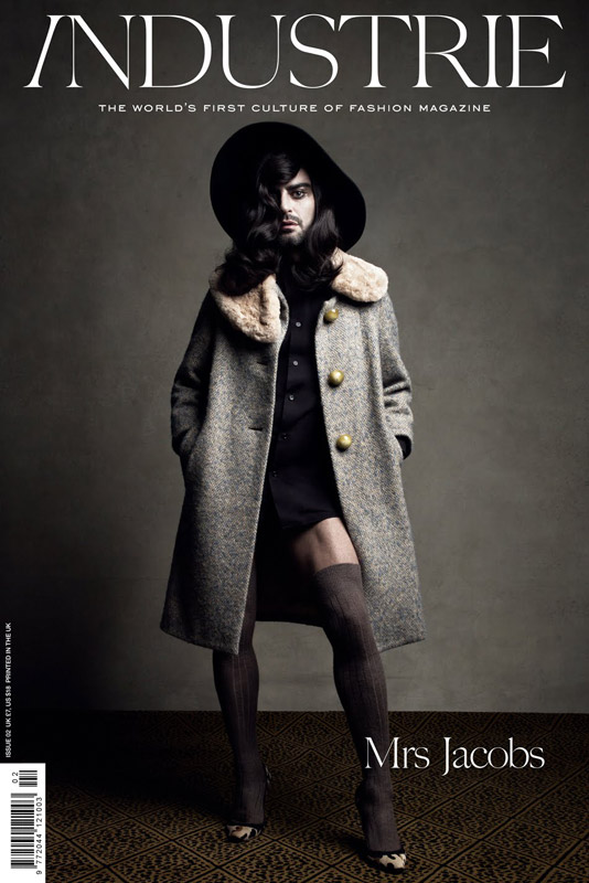 Marc Jacobs by Patrick Demarchelier