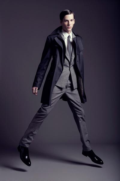Krzysztof Wyzynski for Fashion Magazine