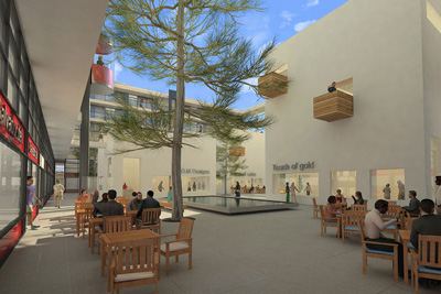 Tamir Addadi Architecture