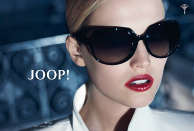 Toni Garrn & Mathias Lauridsen for Joop!