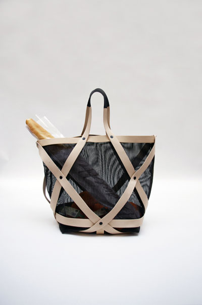 WIREFRAME BAG