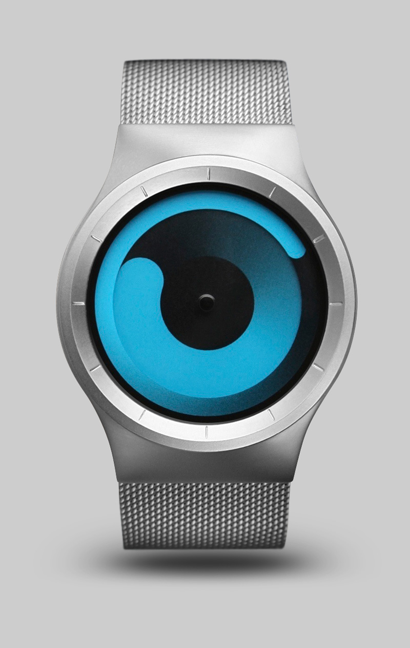 What Is The Difference Between Contemporary And Modern Interior Design: ZIIIRO Watch By Robert Dabi