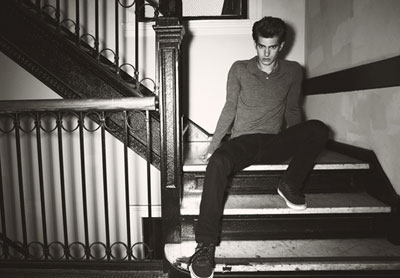 Andrew Garfield by Norman Jean Roy
