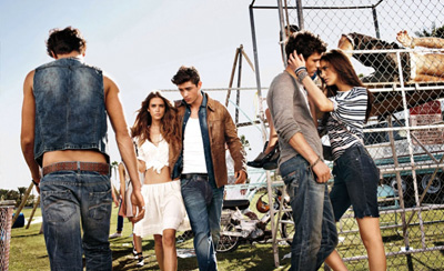 Armani Exchange Spring Summer 2011