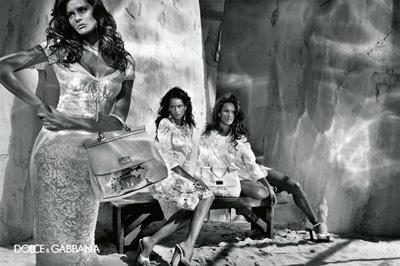 Dolce & Gabbana Womenswear Spring Summer 2011