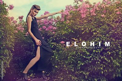 Elohim Spring Summer 2011 by Sazeli Jalal