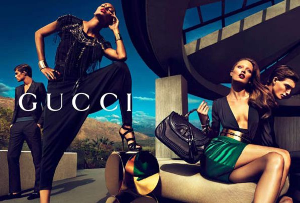 Gucci Spring Summer 2011 by Mert & Marcus