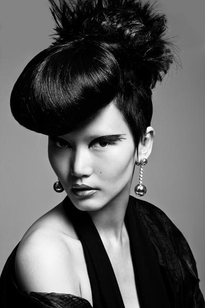 Gwen Lu by Jeff Tse