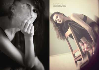 Juliet Pishnyak by Jacky Suharto