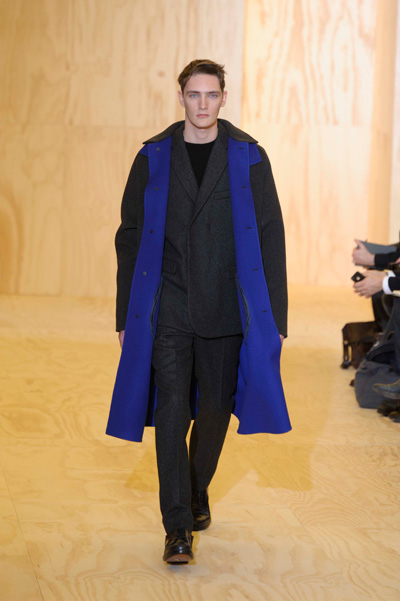 Jil Sander Fall Winter 2011.12