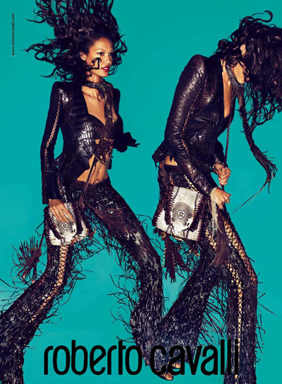 Joan Smalls by Mert & Marcus