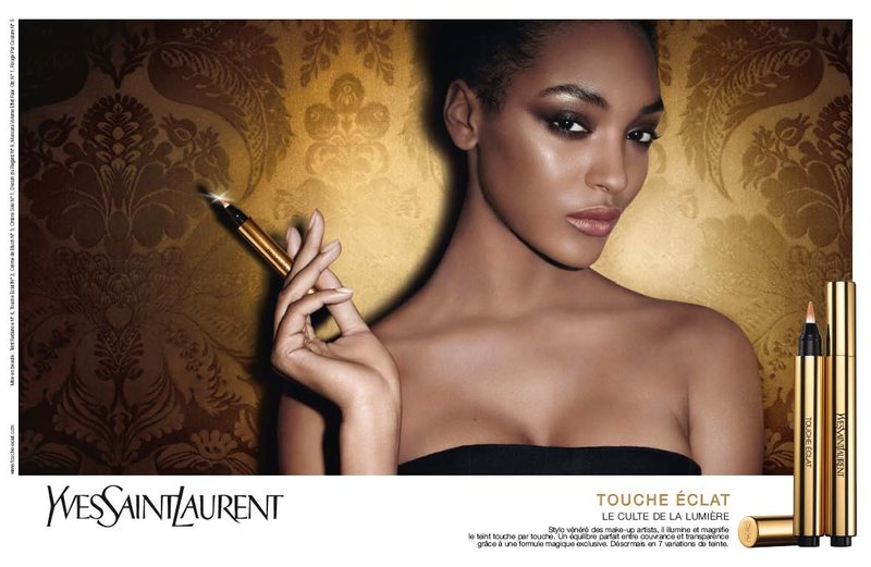 Jourdan Dunn by Terry Richardson