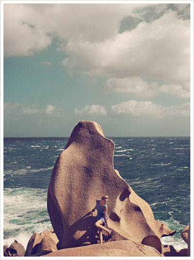 Kerri Lee Miller by Koray Birand