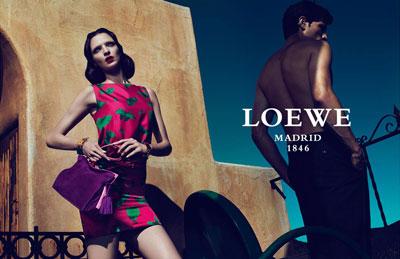 Loewe Spring Summer 2011