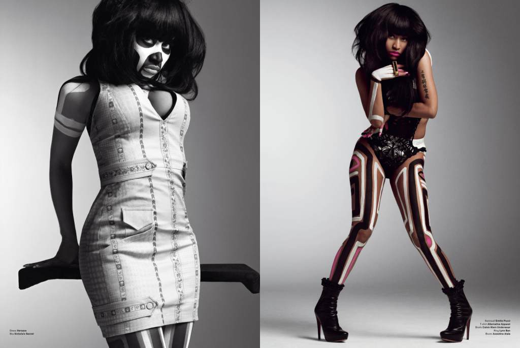 Nicki Minaj by Inez & Vinoodh