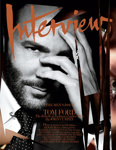 Tom Ford by Craig McDean