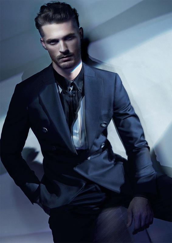 giorgio armani models -#main