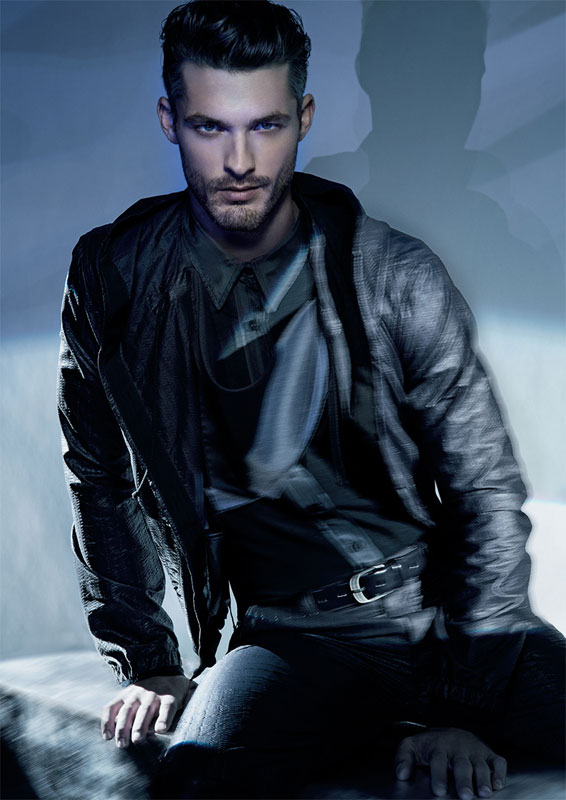 giorgio armani models - photo #7