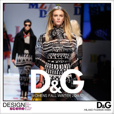 D&G Fall Winter