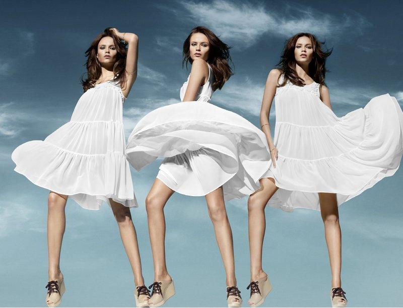 наше лето в белом платье слушать
