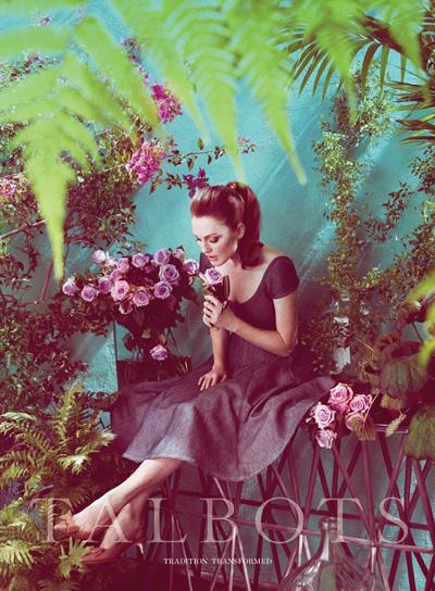 Julianne Moore by Mert & Marcus