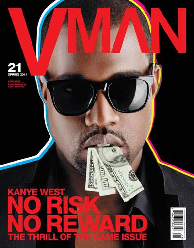 Kanye West VMAN