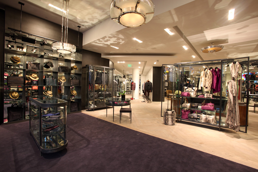 Lanvin Los Angeles Store On Rodeo Drive