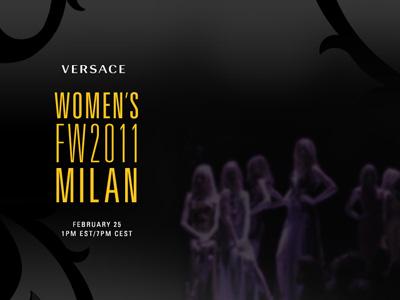 Versace Womens