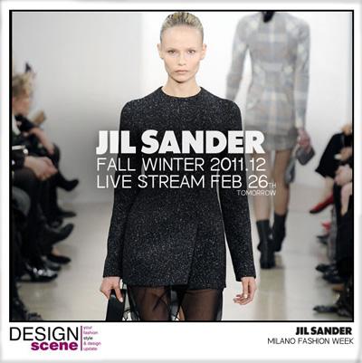 Jil Sander LIVE
