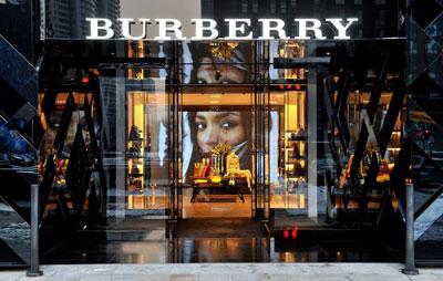 Burberry Live