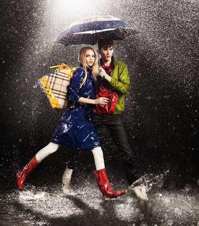 Burberry April Showers
