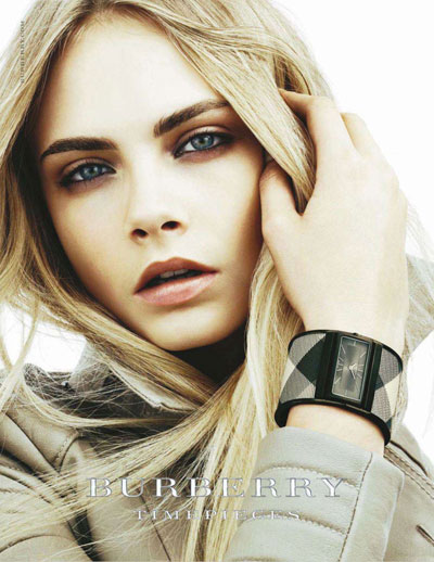 cara. Model: Cara Delevingne |DNA,