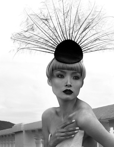 Fashion Spring 2011 Hats on Enlists Fashion Photographer Baldovino Barani To Shoot Their Spring