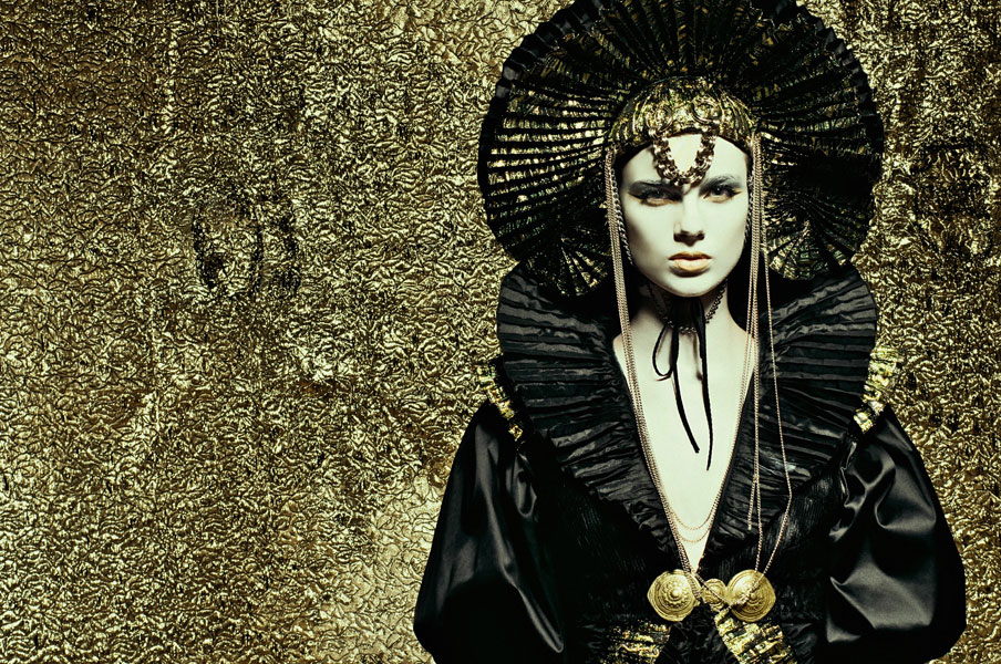 Metropolis by Dusan Jaukovic for Morfium Couture