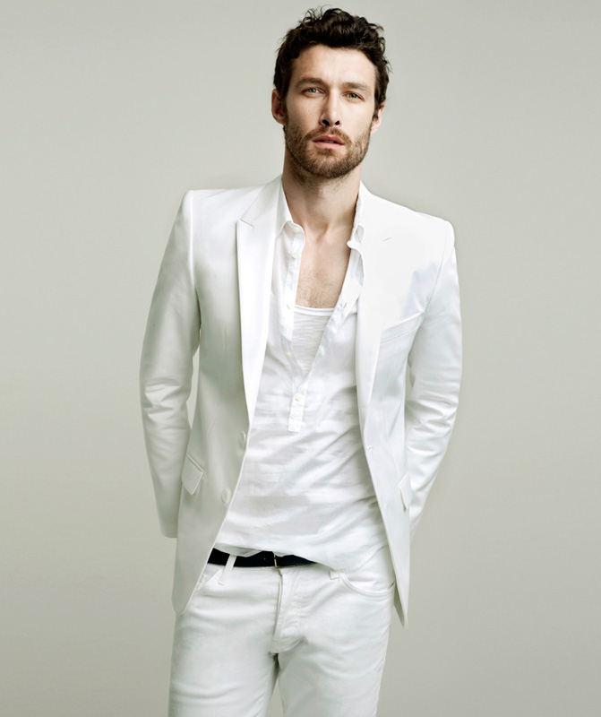 Zara Man May 2011 Menswear Lookbook