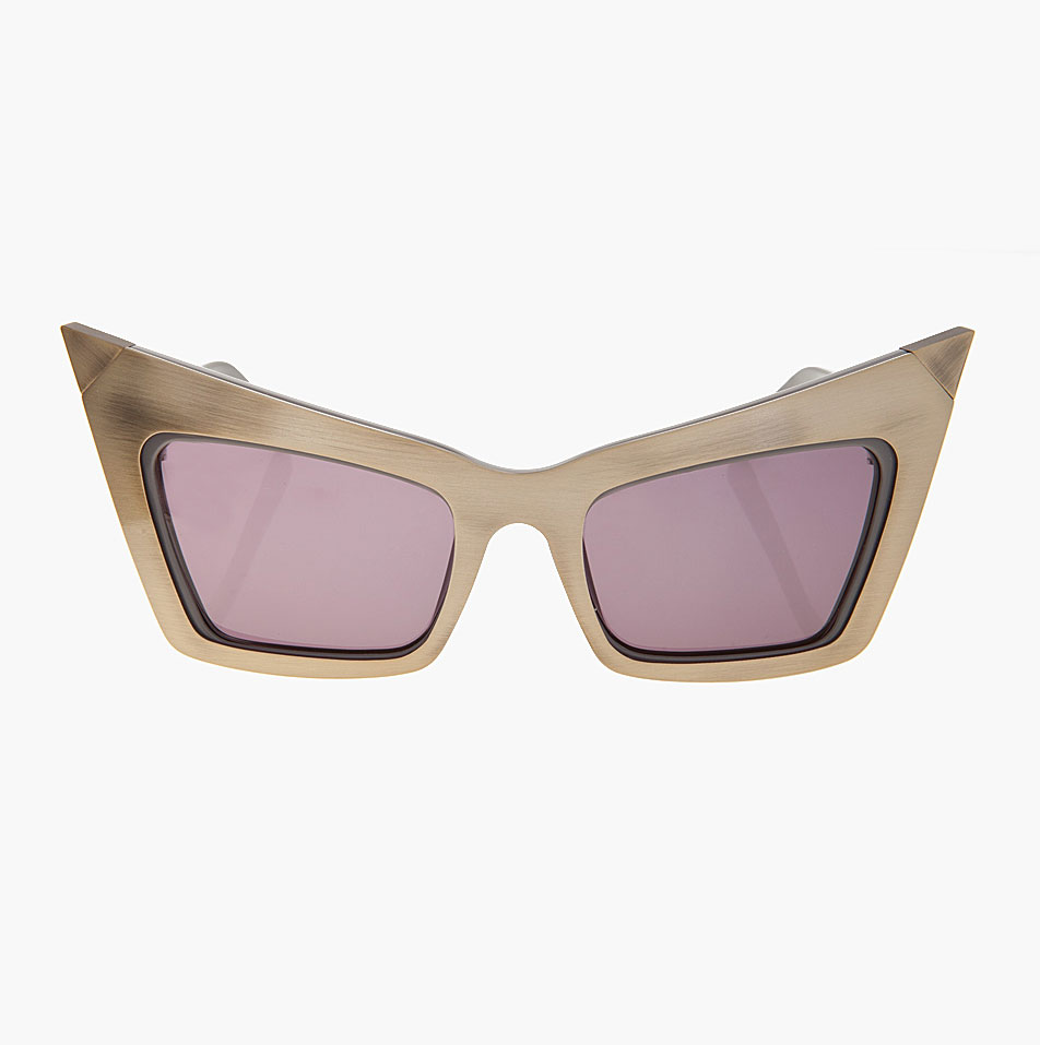 2fcf39d6c69b Alexander Wang for Linda Farrow Sunglasses