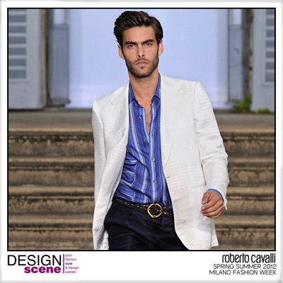 68b6f269a3d Roberto Cavalli Menswear Spring Summer 2012 Collection