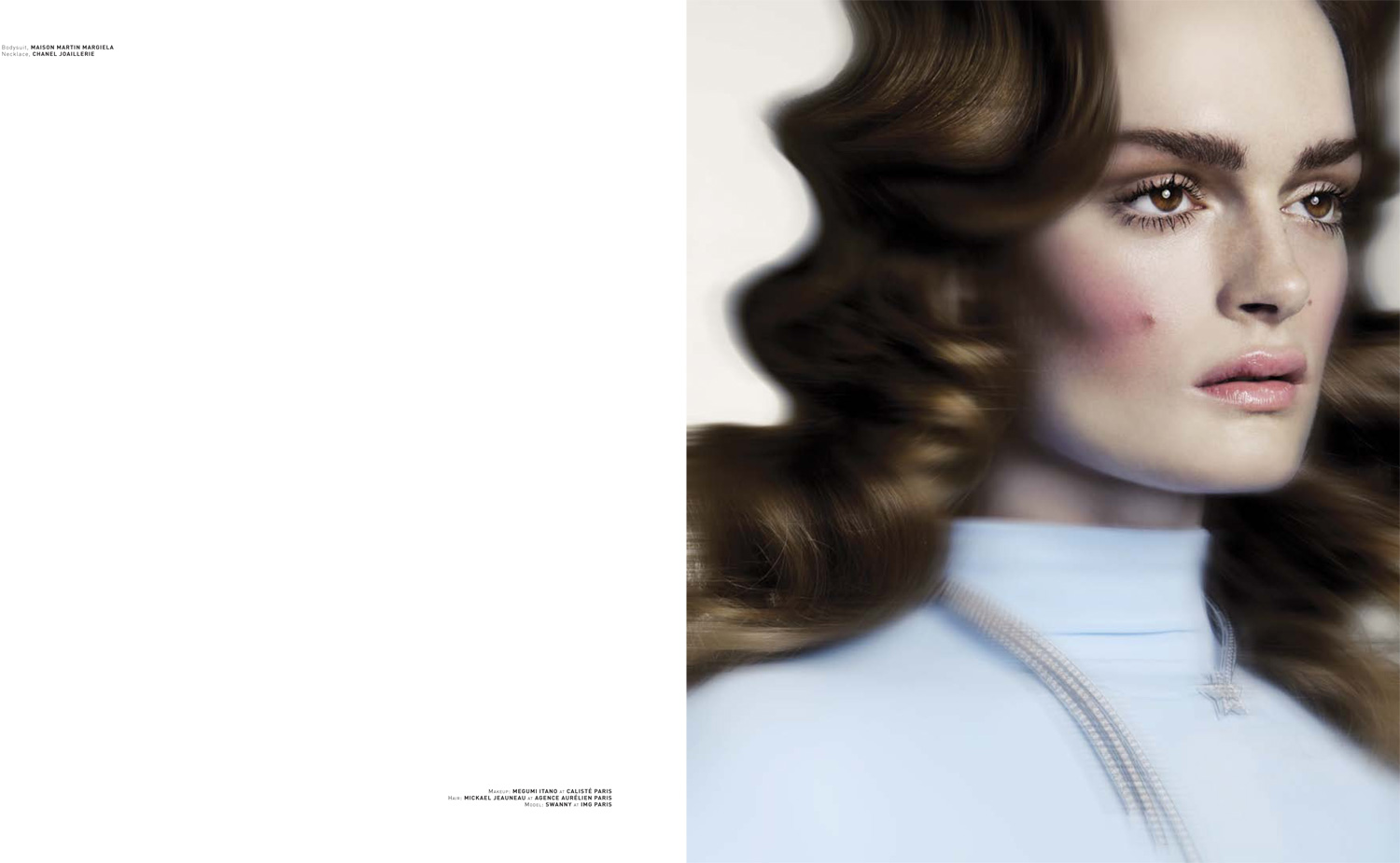 Archetype By Raphael Delorme And Thierno Sy For Pulp Magazine