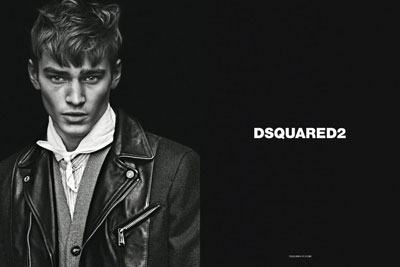 Picture About Male Model Adrien Sahores, Francisco Lachowski and Bo Develius Captured by Mert Alas and Marcus Piggott