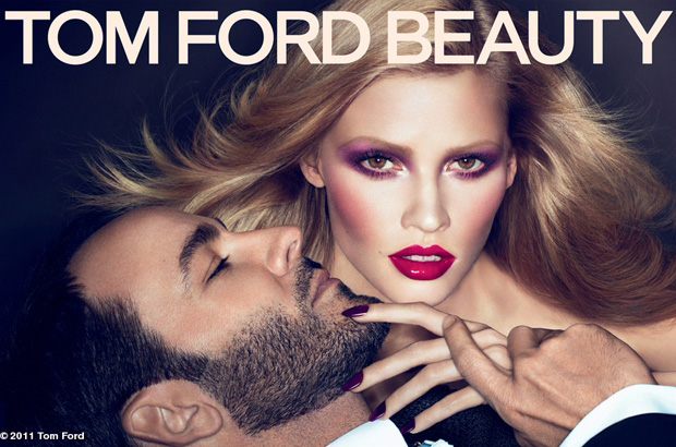 lara stone tom ford for tom ford beauty fall winter. Black Bedroom Furniture Sets. Home Design Ideas
