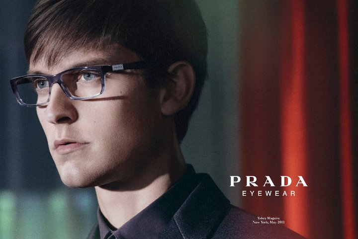 Tobey Maguire by David Sims for Prada Fall Winter 2011.12 Gisele Bundchen Net Worth