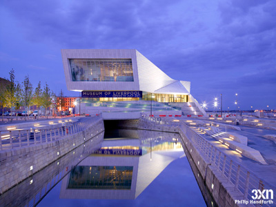 Museum Liverpool 3XN