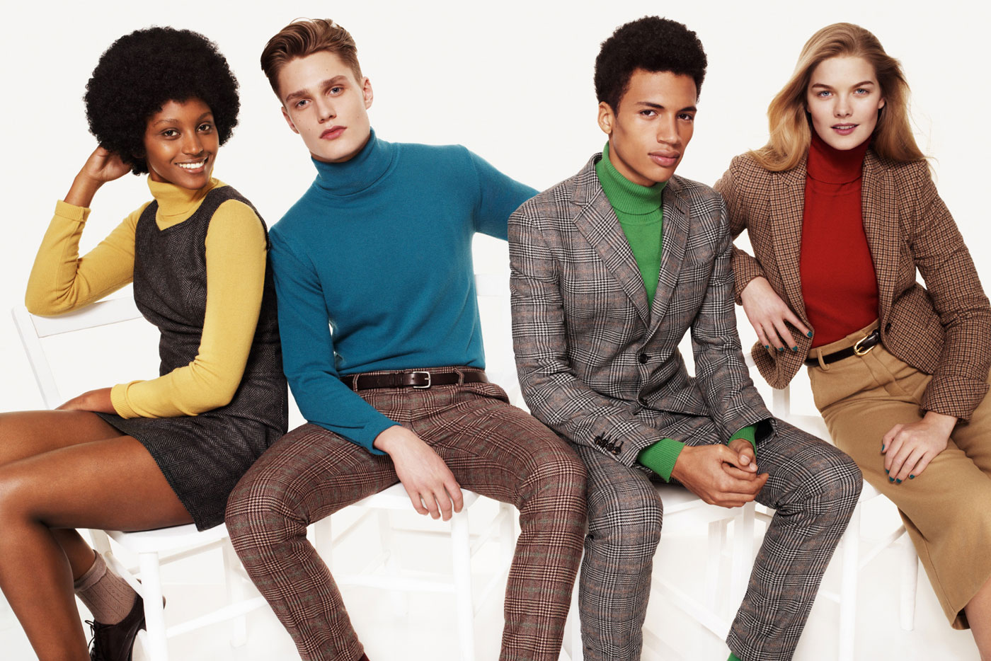 4ps for united colors of benetton United colors of benetton we're an international brand with an italian style, since 1965 color, knitwear and social commitment are fundamental pillars of ou united colors of benetton we're an international brand with an italian style, since 1965.