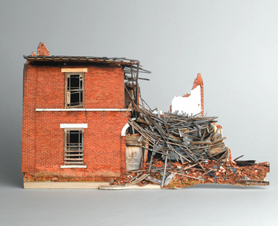 Shoots Broken Houses Ofra Lapid