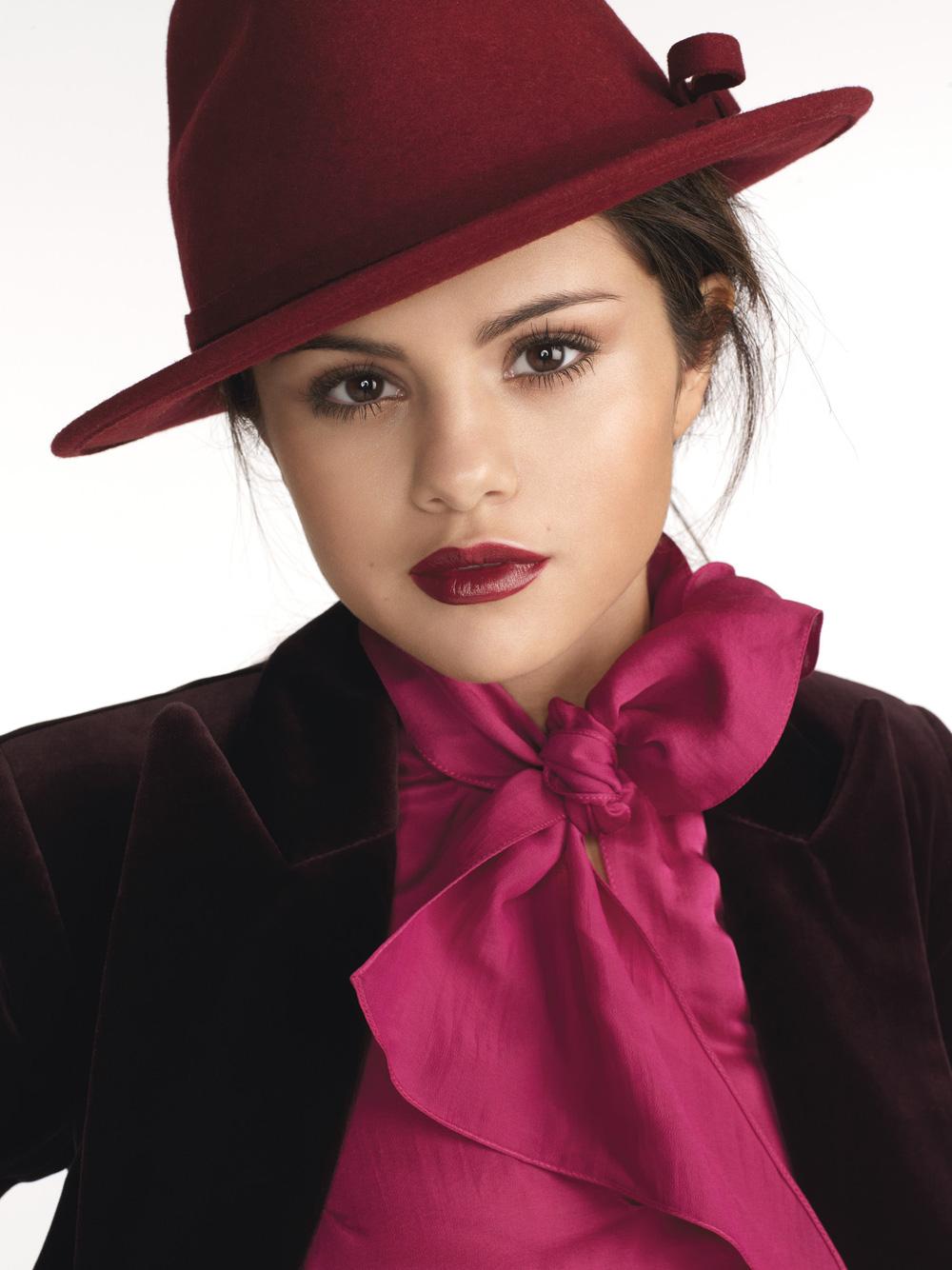 Selena Gomez By Matthias Vriens Mcgrath For Glamour