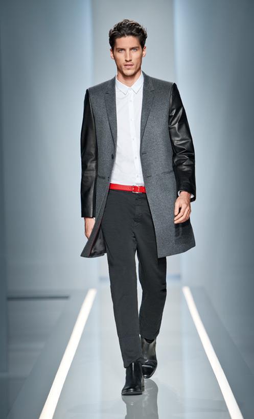 Hugo Menswear Fall Winter 2011