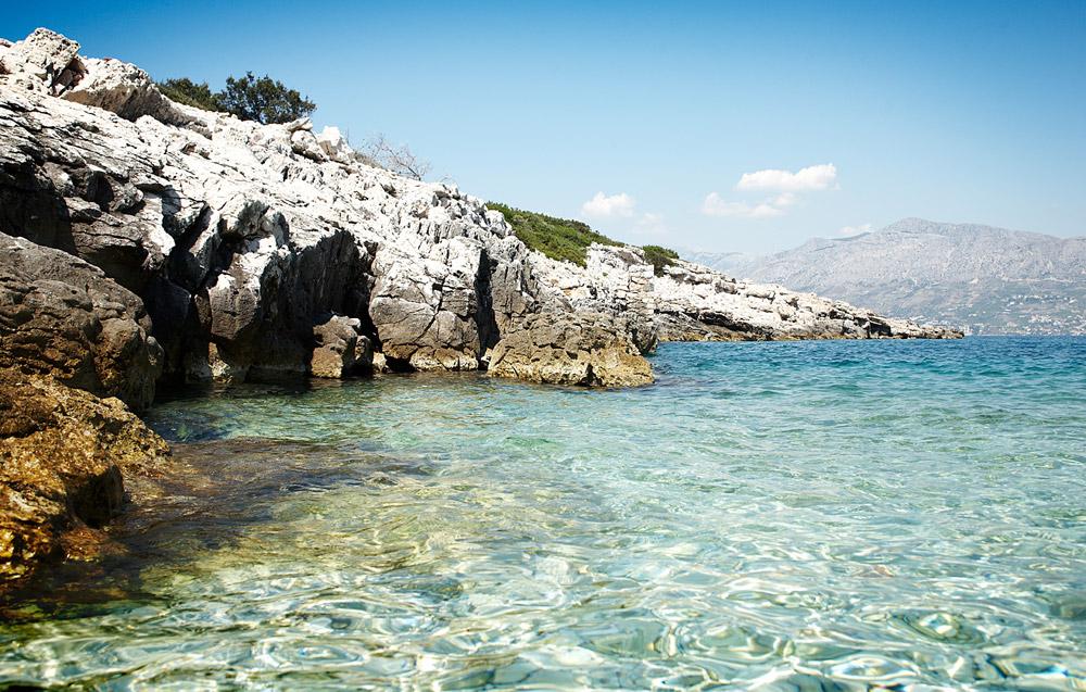 wilde zee strand
